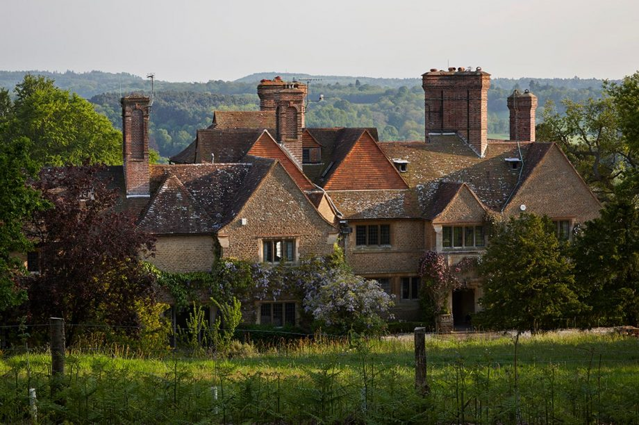 Chinthurst Hill in Surrey