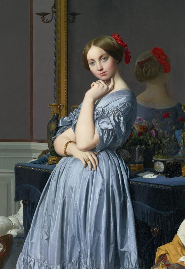Comtesse d'Haussonville, 1845