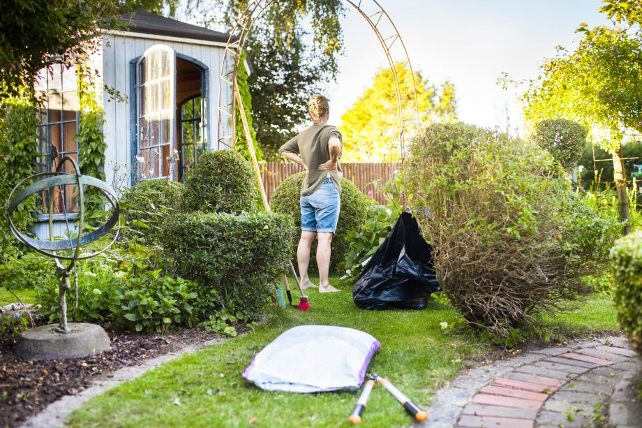 Gardening uses a lot of plastic, but should it?