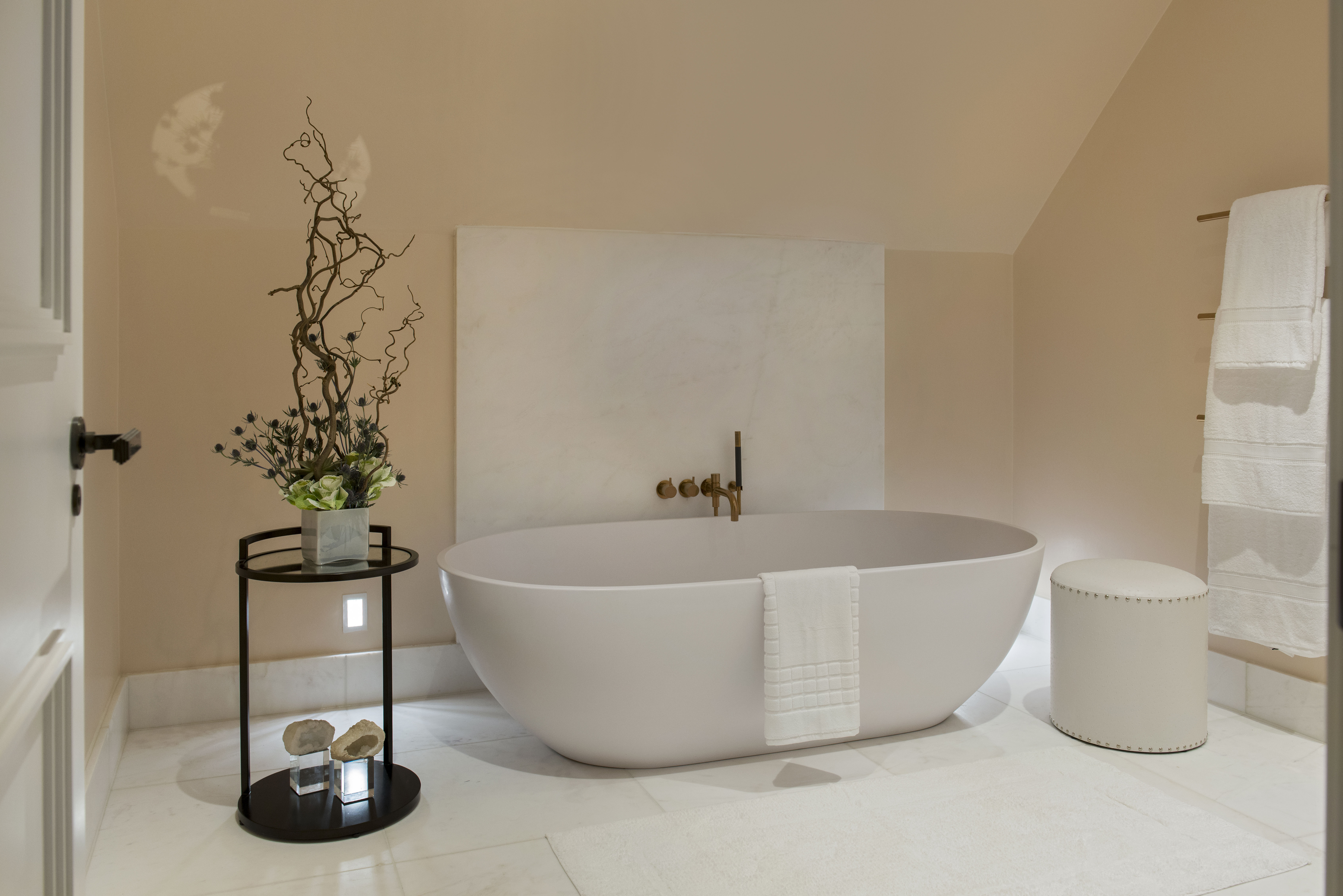 Beautiful Bathrooms How To Design Your Lighting Draw The Eye And Make The Most Of Your Space Country Life