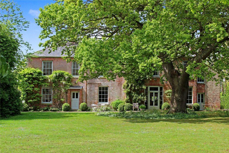 Ashbocking House in Suffolk