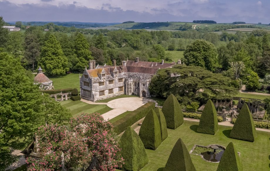 Athelhampton House is for sale at a guide price of £7.5 million through Knight Frank and Savills in 2019