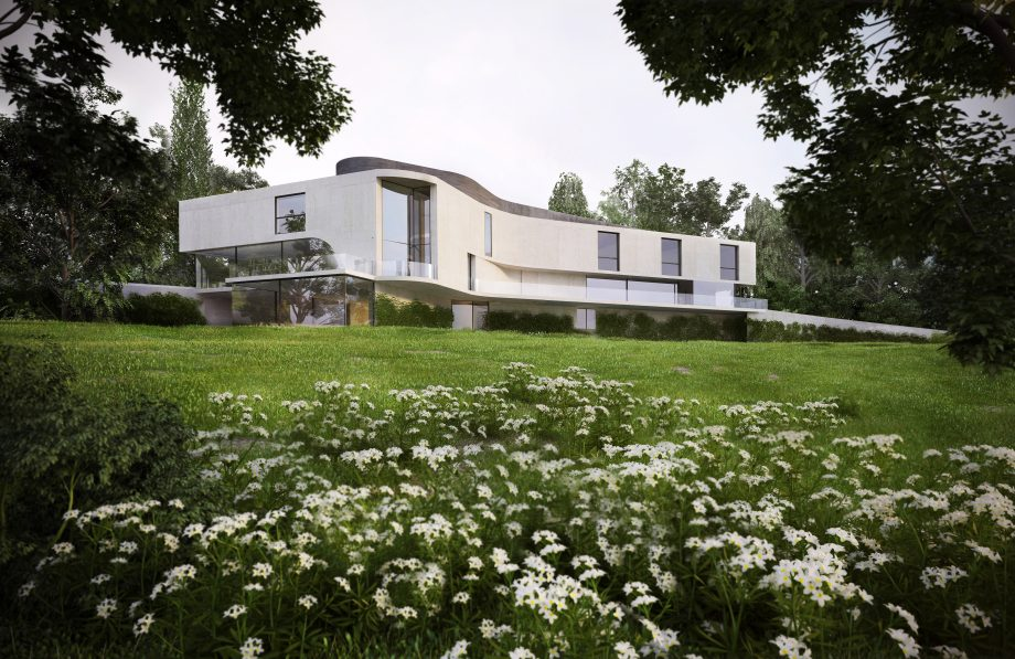 The one-of-a-kind eco property which overcame planning permission to be built in the Surrey Hills AONB