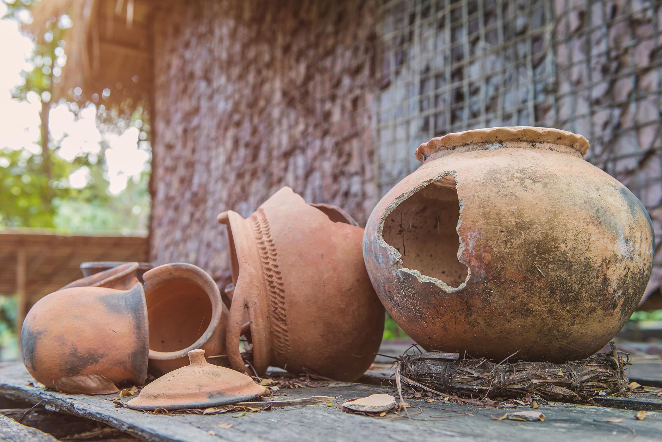 разбитый сосуд по библии фото для посева