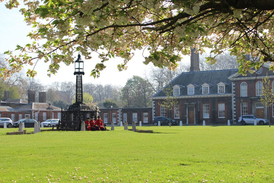 Life at the Royal Hospital Chelsea: From pensioners pumping iron to 'Chelsea Chests'