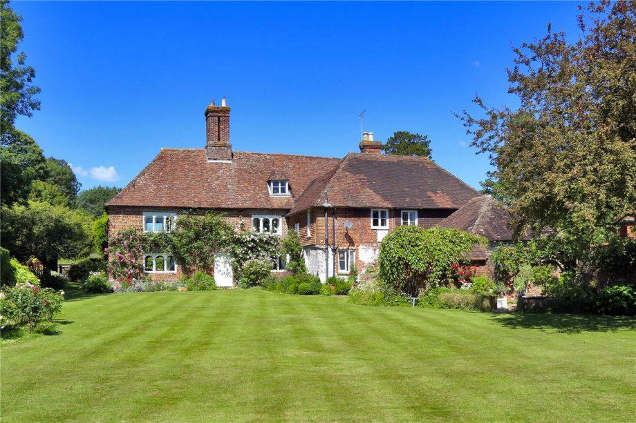 Manor House, Boughton Lees - Strutt & Parker