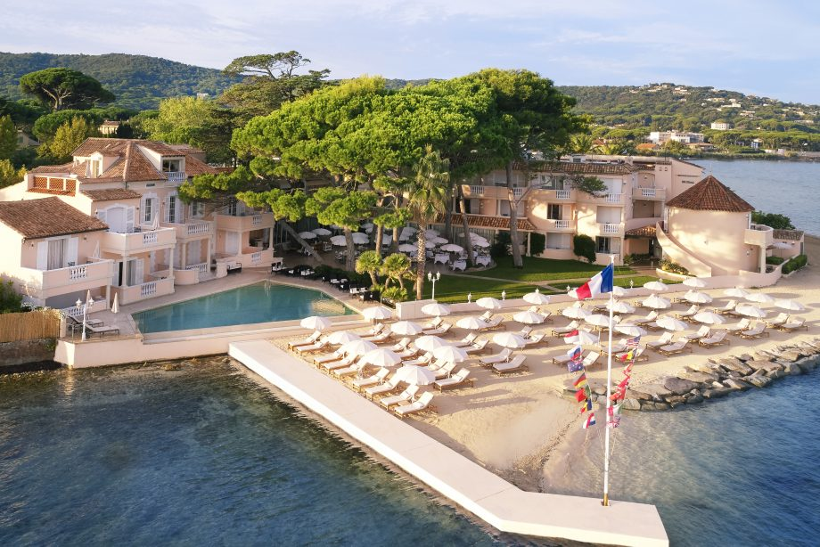 The Cheval Blanc St Tropez