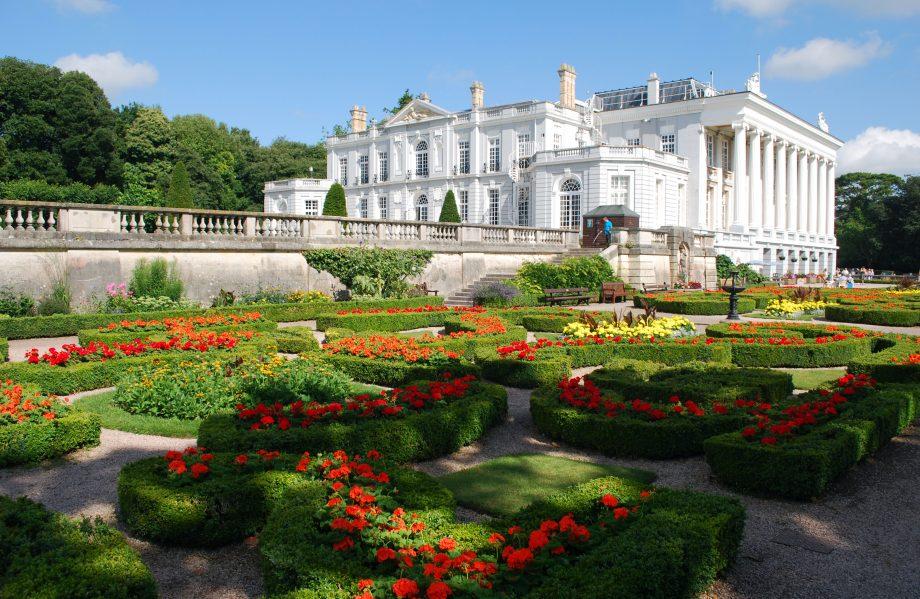 Oldway Mansion, Paignton, Devon.