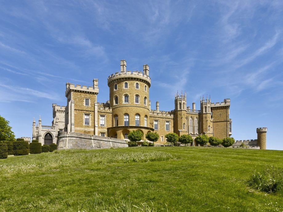 Belvoir Castle, Leicestershire