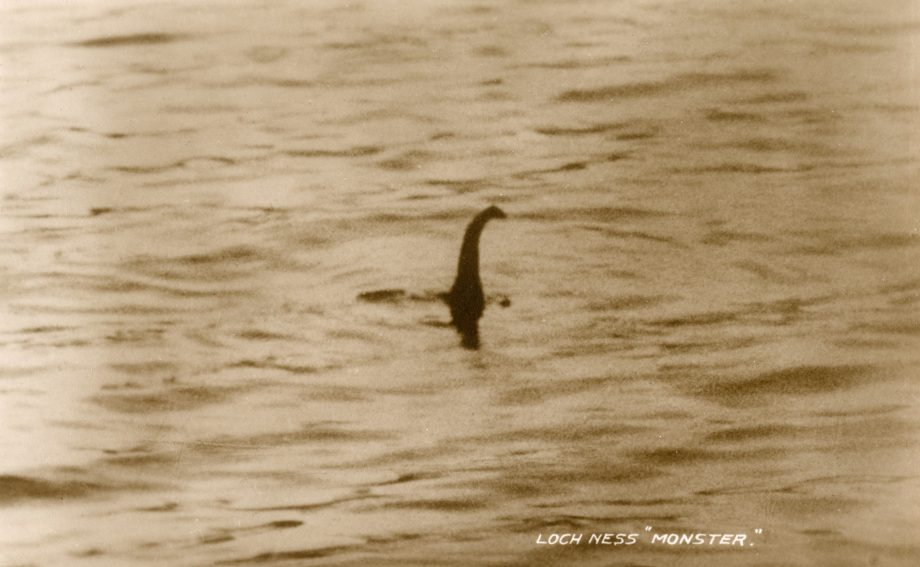 Is the infamous photographic evidence of the Loch Ness Monster about to be backed up by something new?