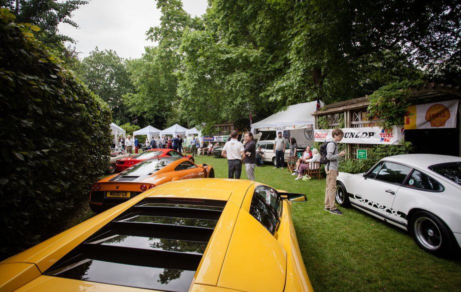 Belgravia Classic Car Show. Credit: Erran Stewart Photography