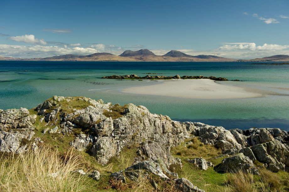 Country Life Today: The good, the bad and the beautiful of what life is really like on a Scottish island
