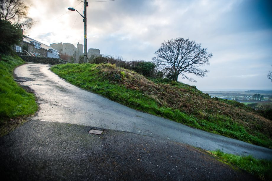 Country Life Today: The 1,000-year-old road in Wales that's just been named the world's steepest street