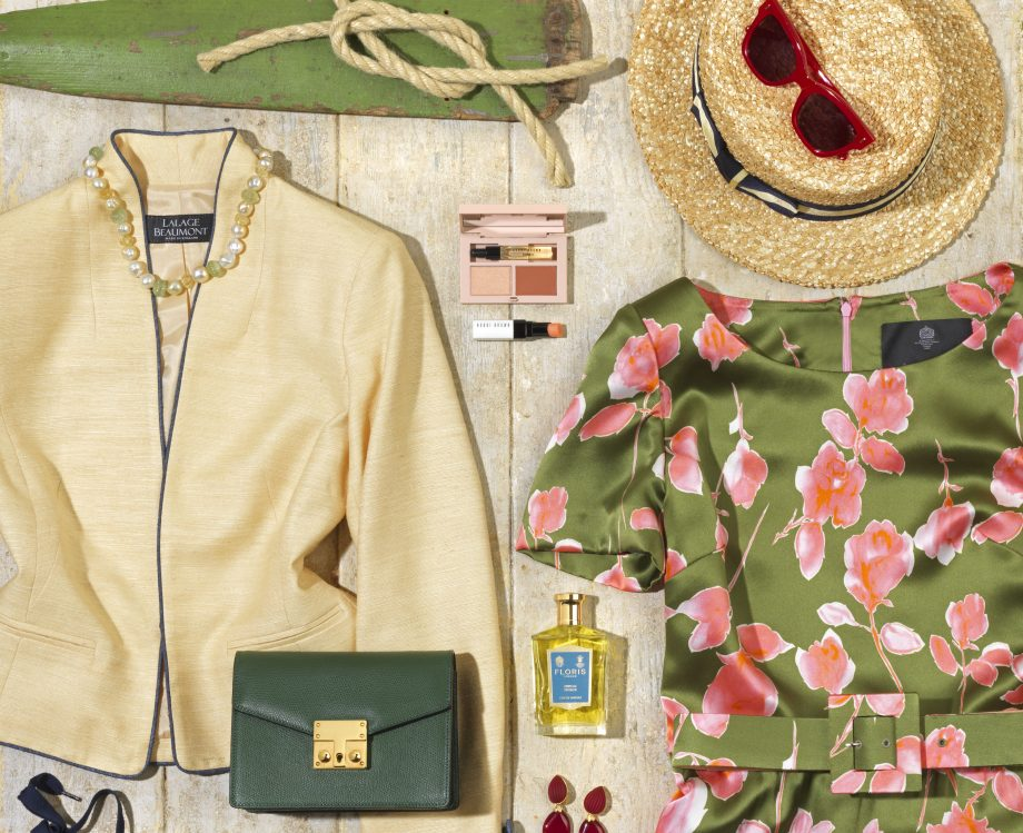 Get kitted out for summer season events - Glyndebourne, RHS Chelsea Flower Show, Hay Festival, Henley Regatta, Royal Ascot and Wimbledon
