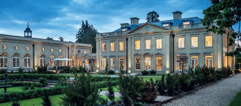 A spectacular Georgian mansion for the 21st century comes to the market at £30 million