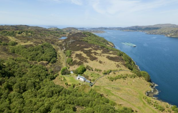 Scotland property for sale