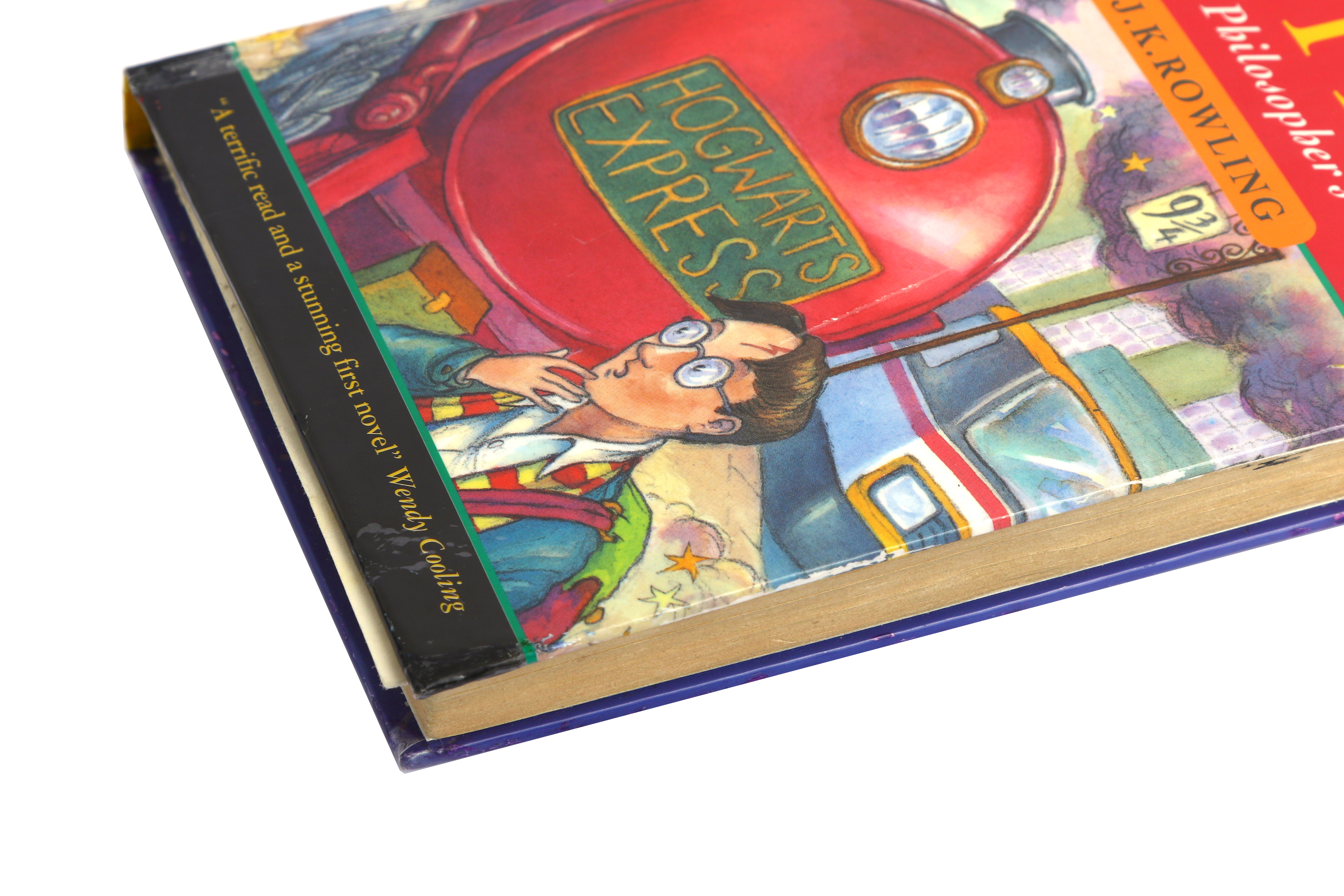 First-edition Harry Potter sells for £27,500 - Country Life