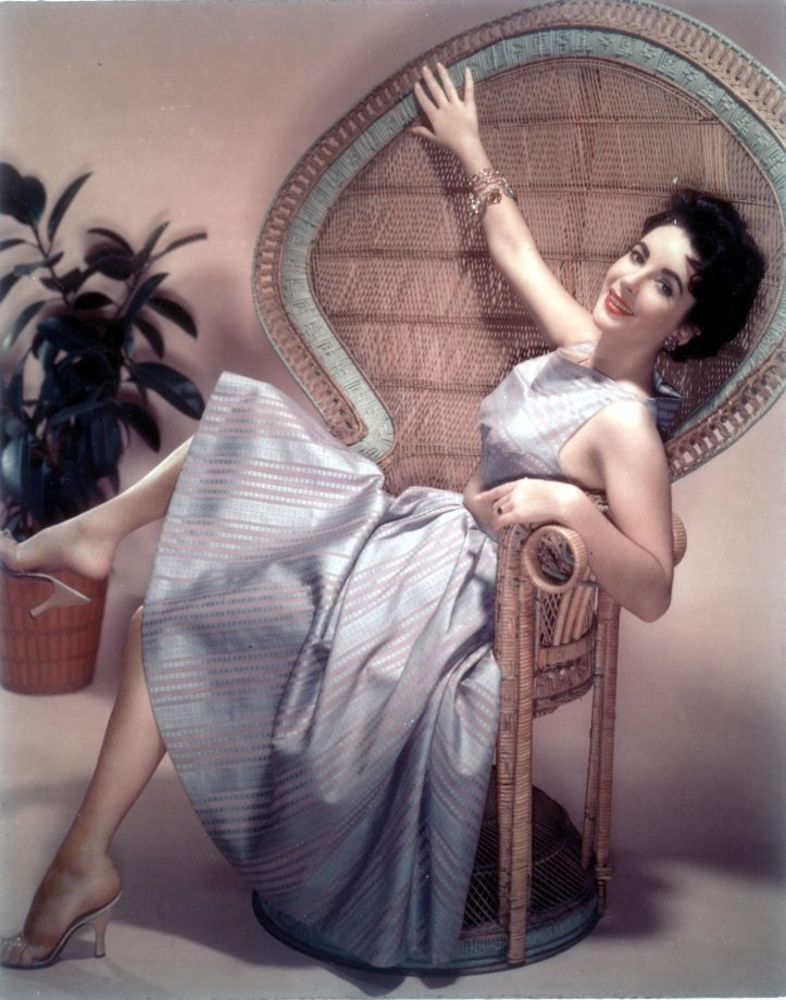 You can't beat Rattan. Just ask Elizabeth Taylor.