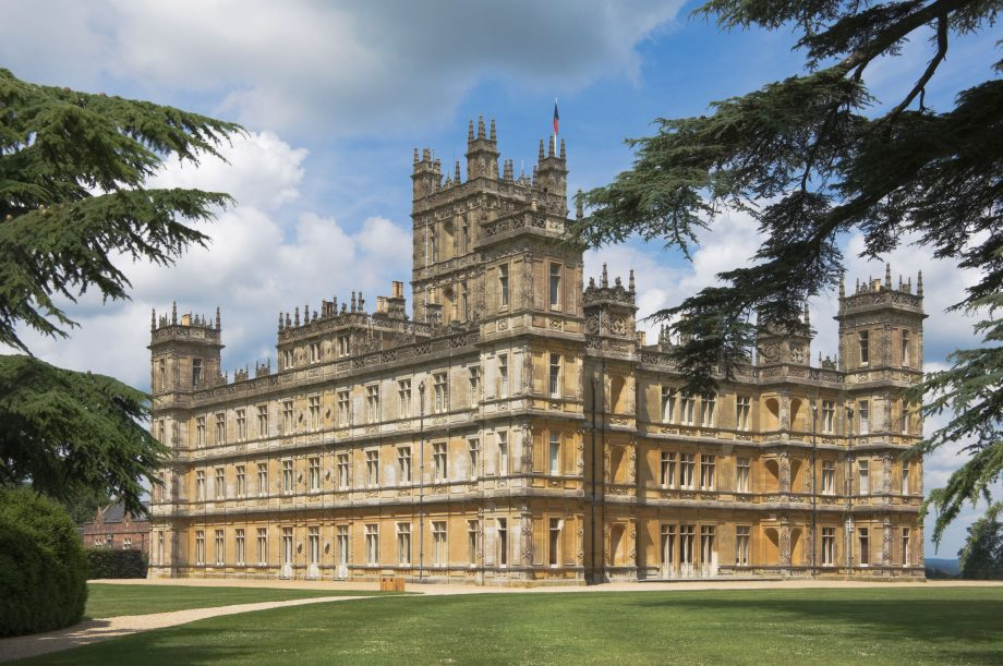 Country Life Today: Stay at Downton Abbey