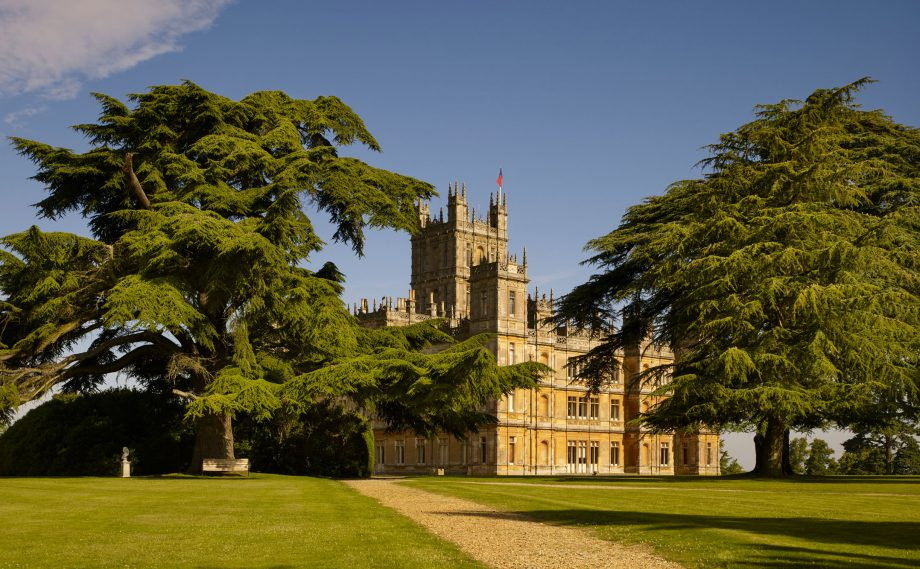 Highclere Castle. ©Paul Highnam / Country Life