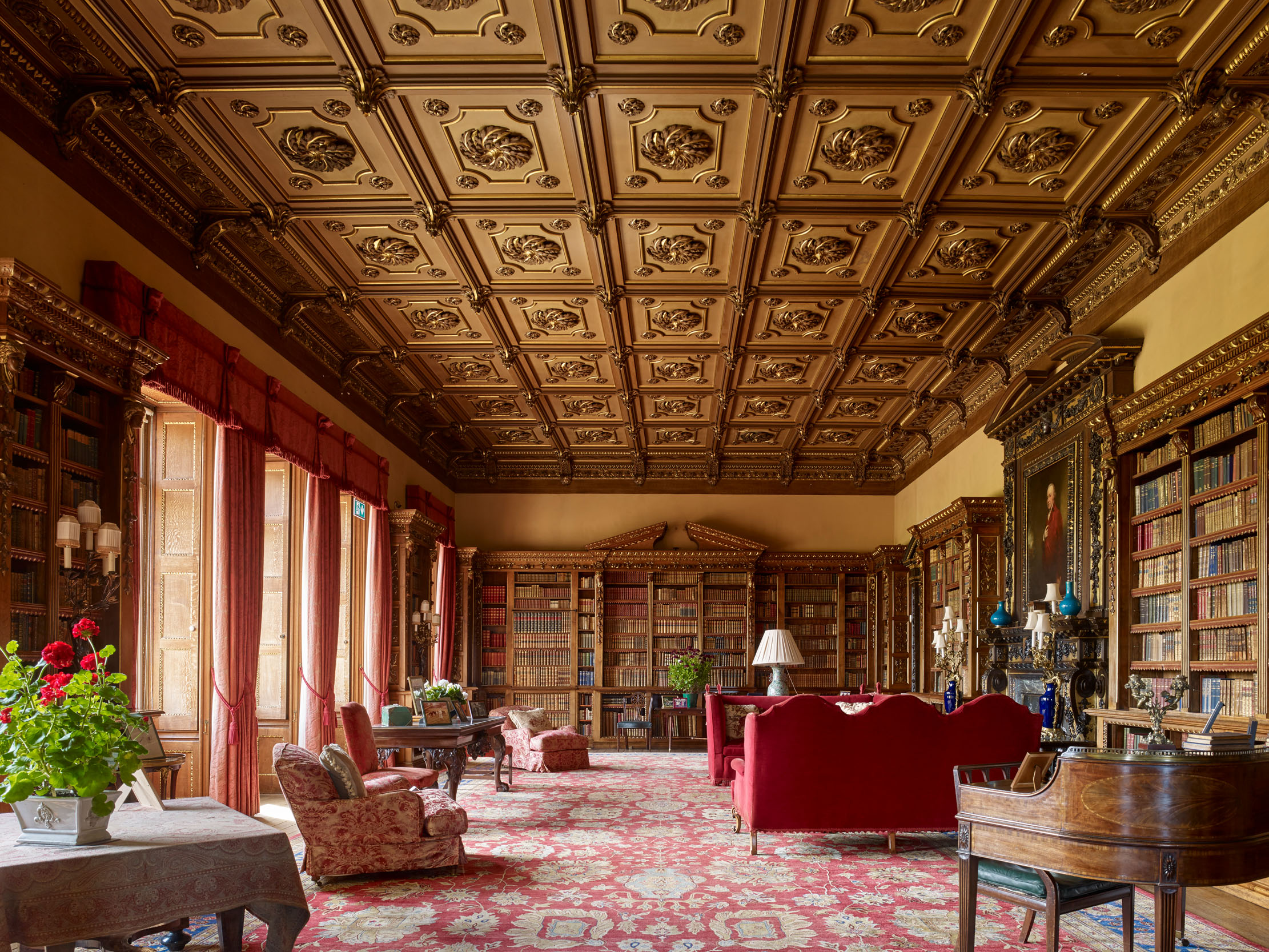 Inside Highclere Castle The True Story Of The Real Life Downton Abbey Country Life