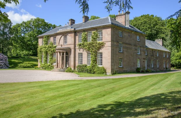 Awesome Scotland Property For Sale Interior Design Ideas Clesiryabchikinfo
