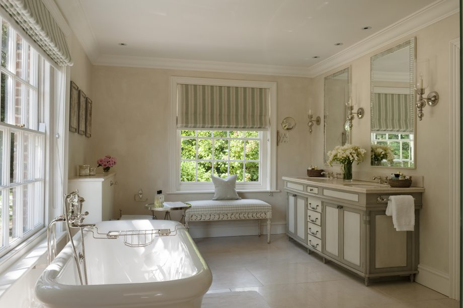 How to make your bathroom feel luxurious