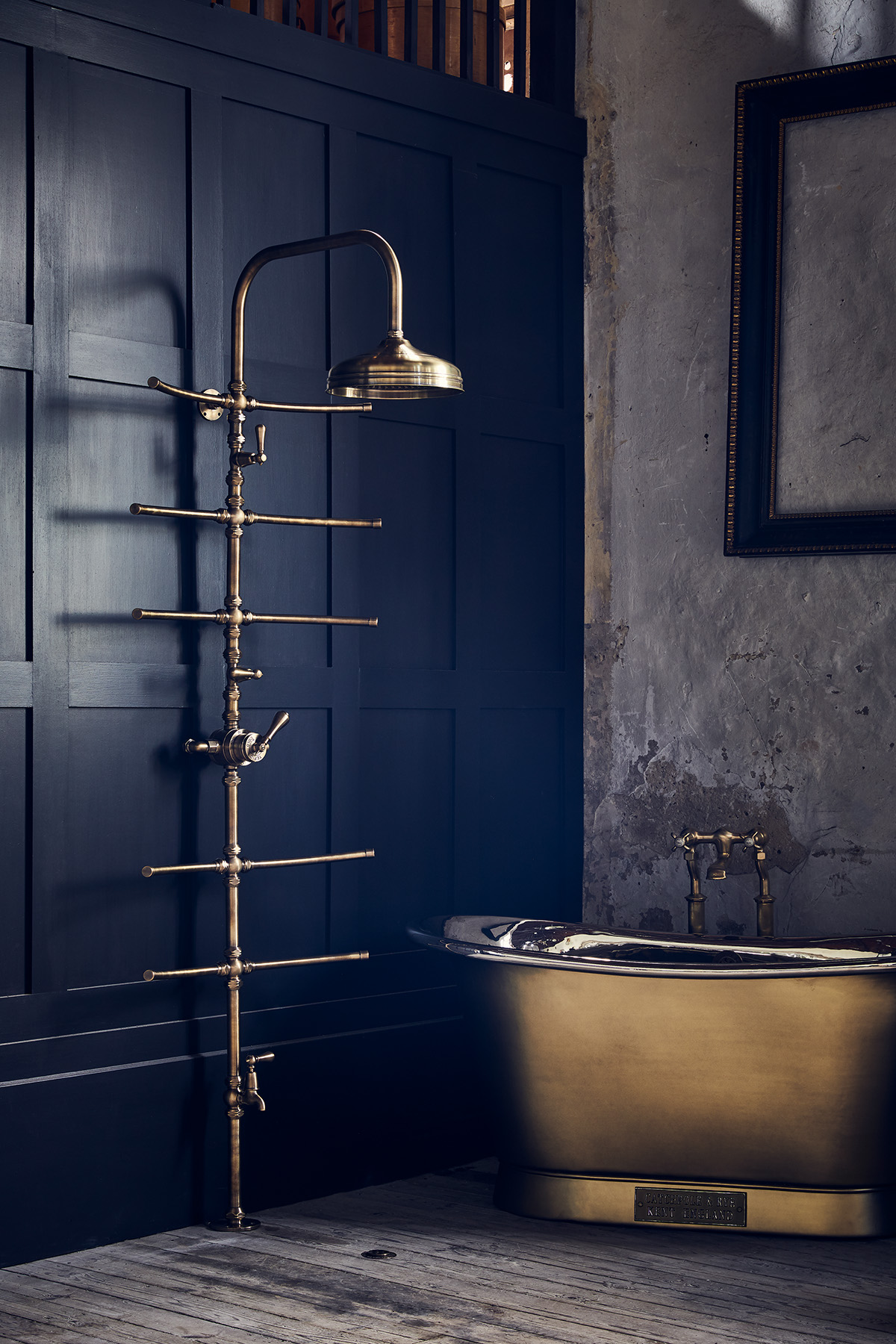 How Catchpole Rye Take Bathroom Inspiration From Classic Victorian Plumbing Country Life