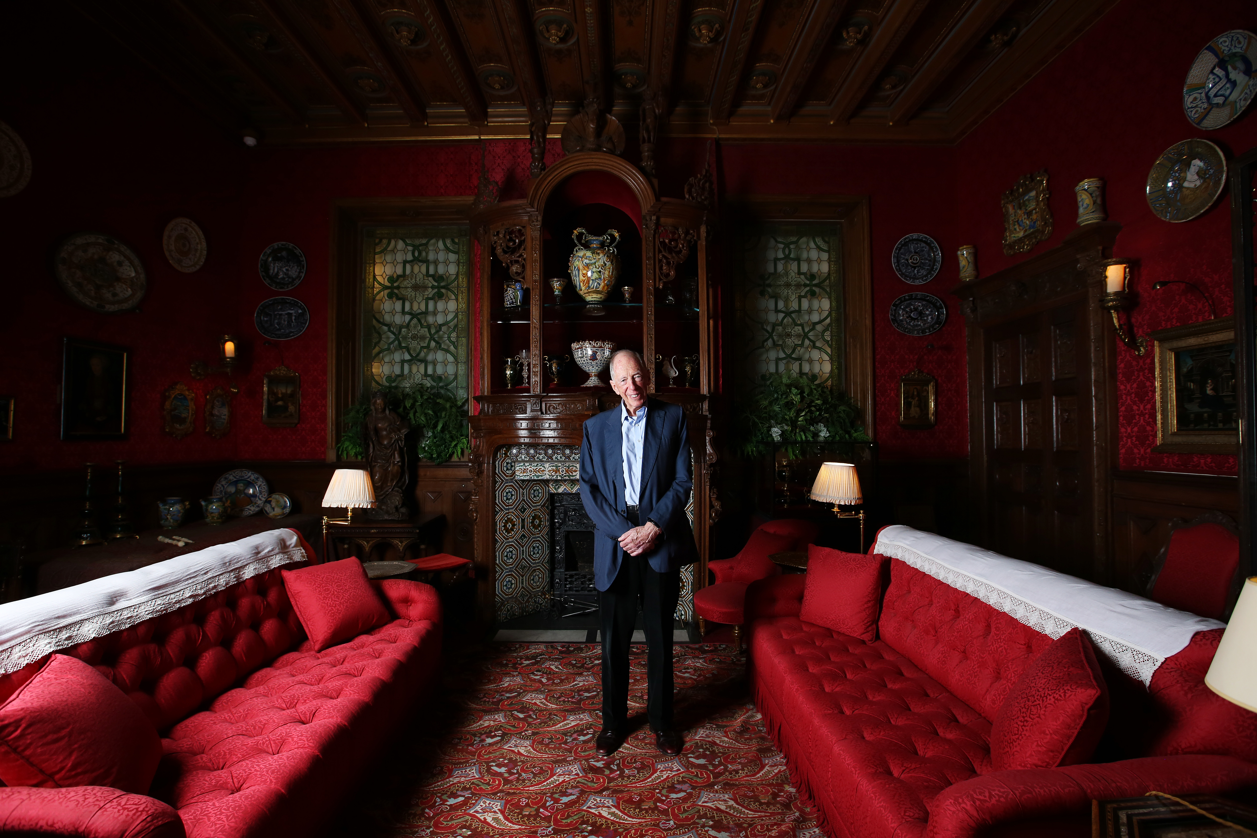 The Ancient Collection Of The Rothschilds Improved By Technology And Open To The Public Country Life