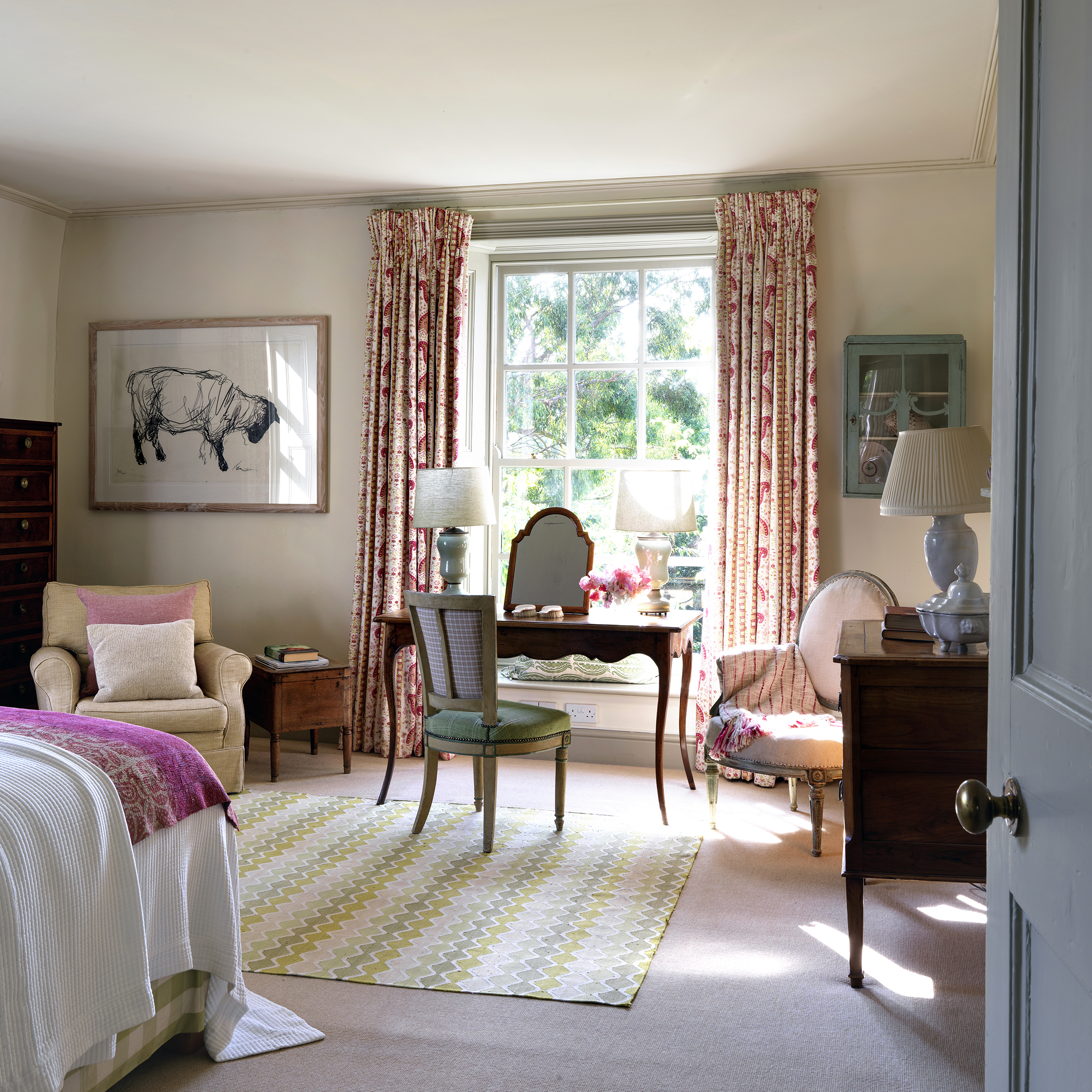 The Best Interior Designers And Decorators In Britain From Country Life S Secret Address Book