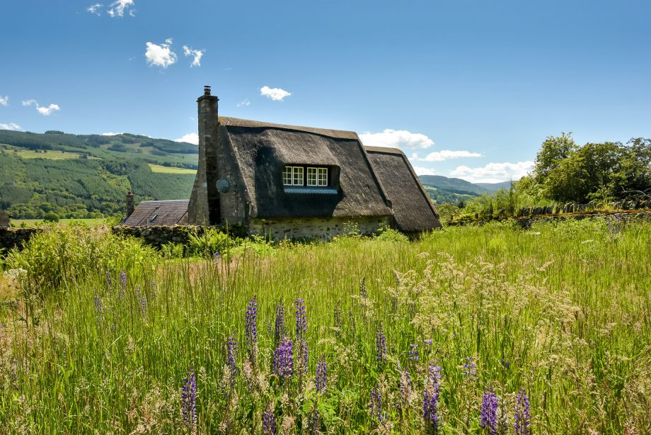 Garden Cottage, Perthshire