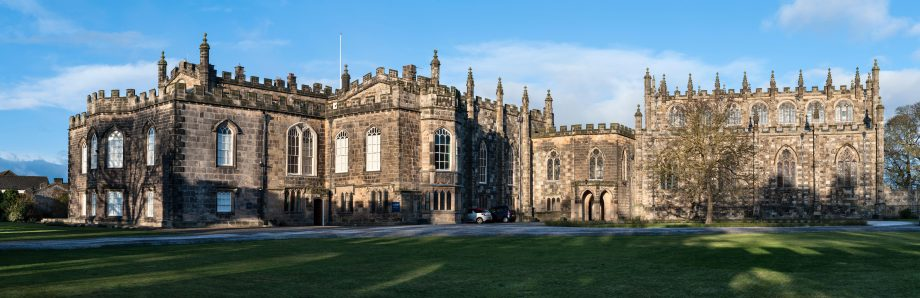 Auckland Castle in Durham