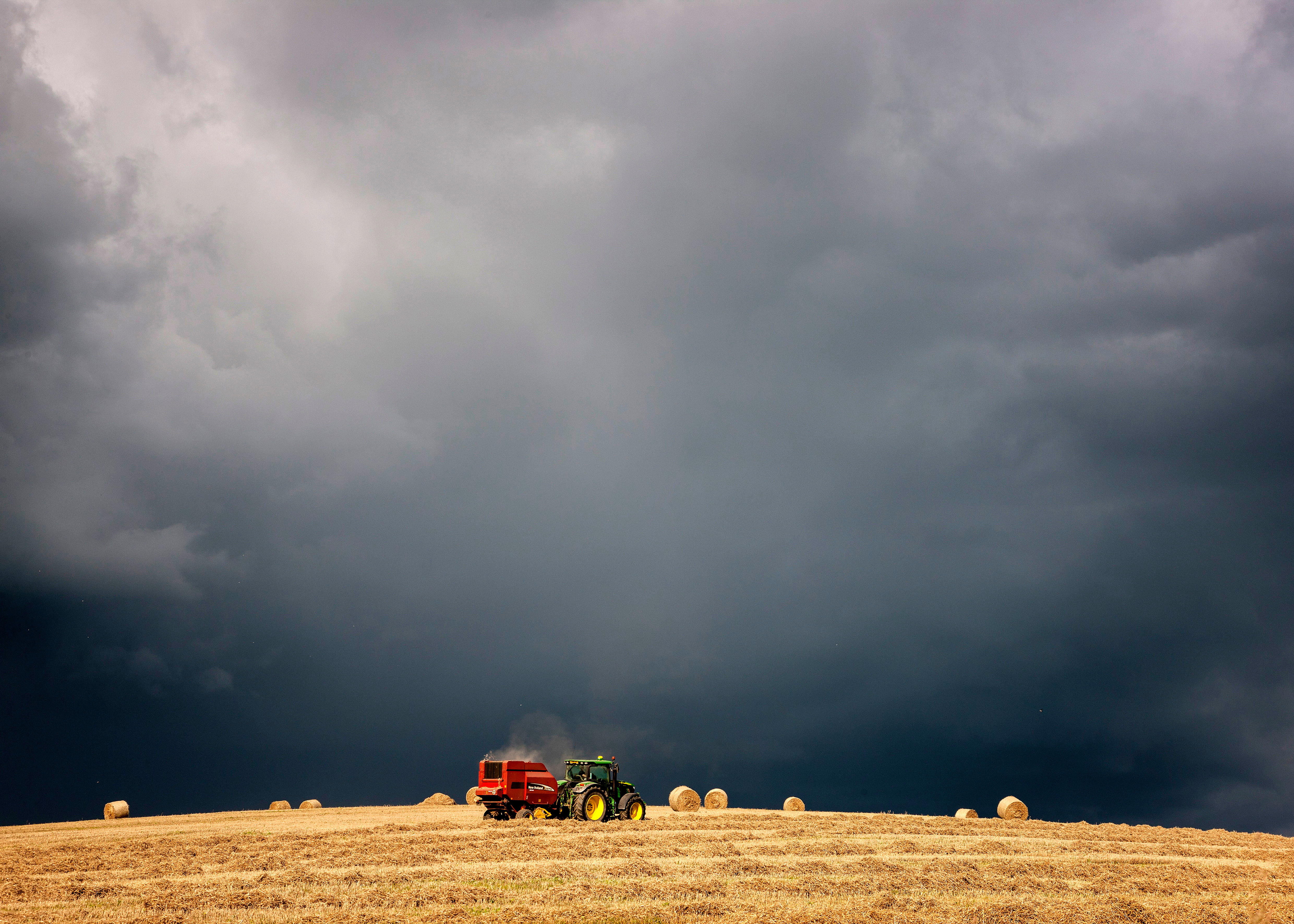 Country Life Today: British farmers want to lead the fight on climate change