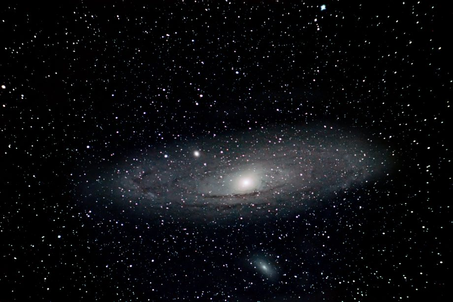 Andromeda Galaxy Night Sky Deep Space beautiful night sky