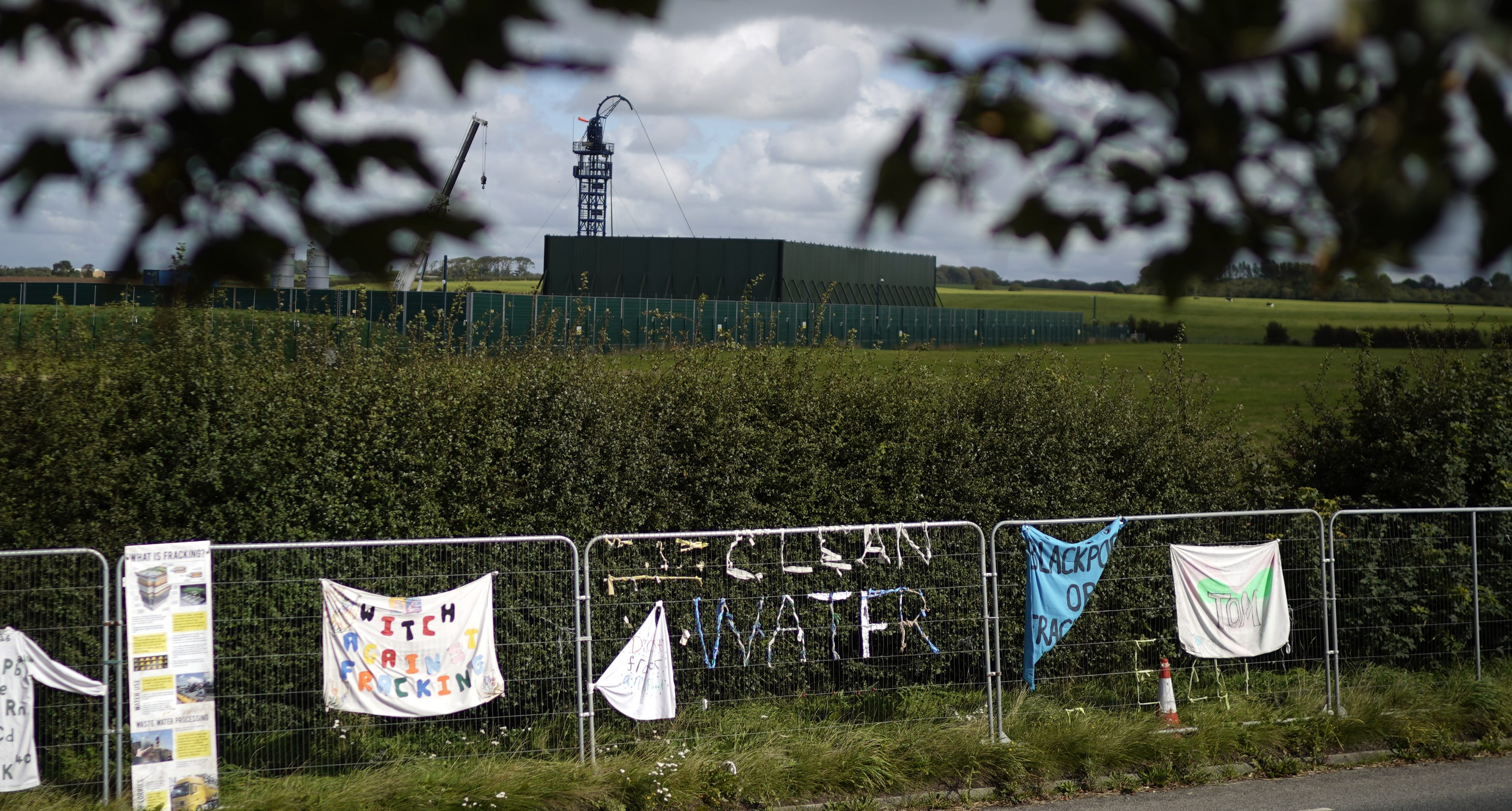 Were the celebrations about the end of fracking premature? Cuadrilla vows to apply for new permission - Country Life