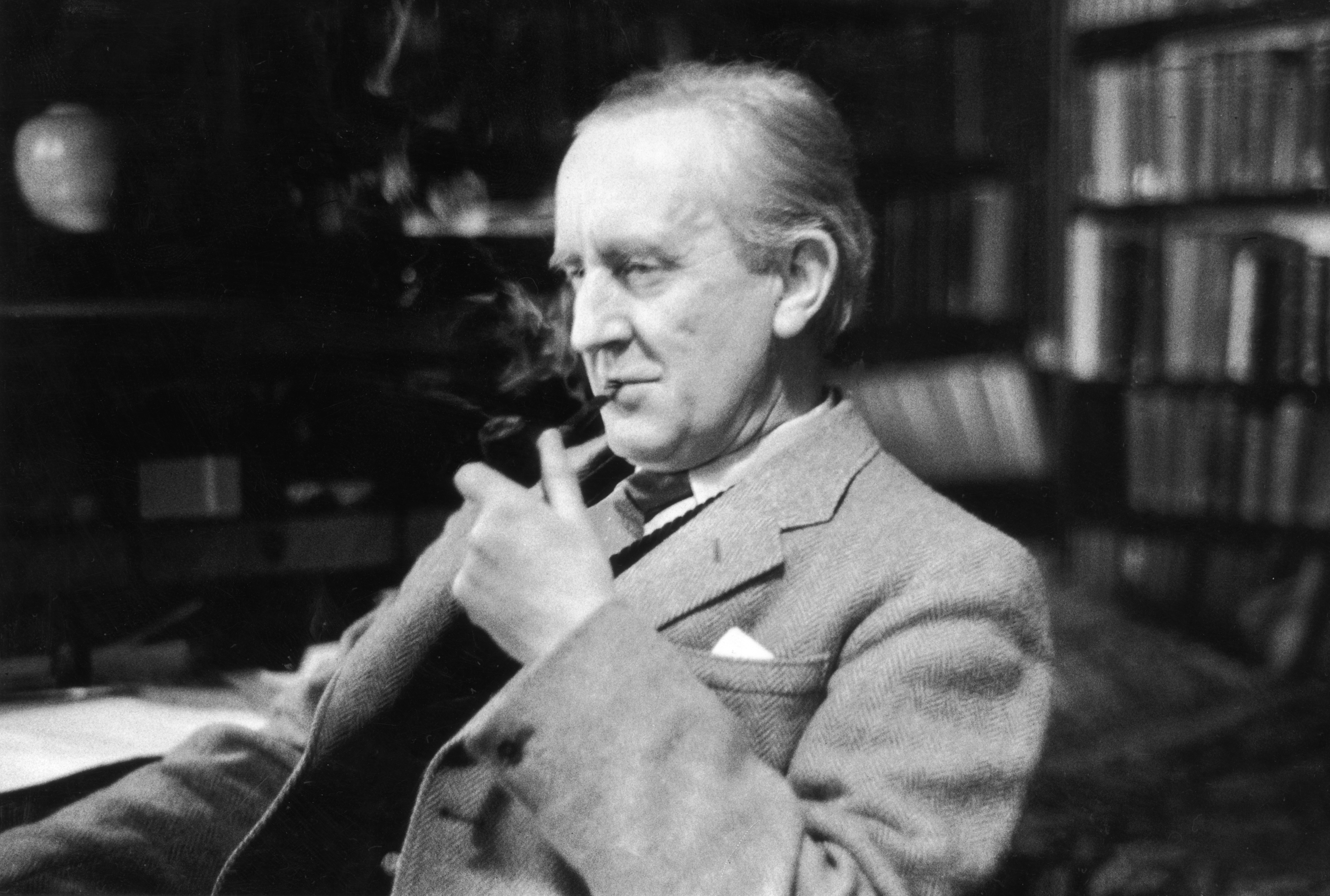 The Oxford house where JRR Tolkien wrote The Hobbit hits the market