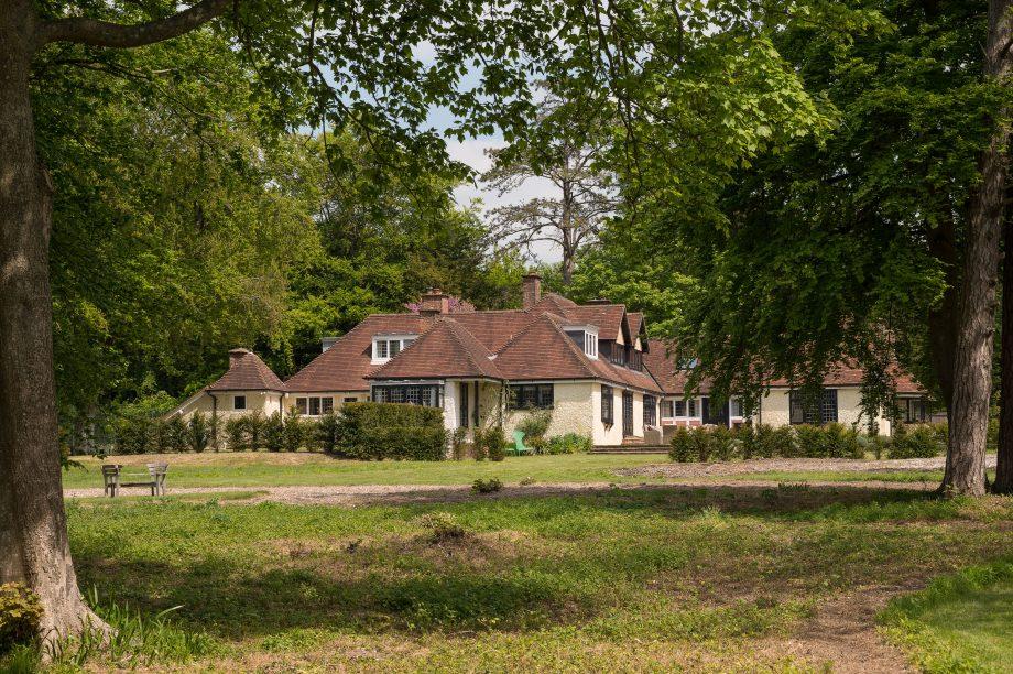 Green Place in Little Somborne, near Stockbridge, Hampshire