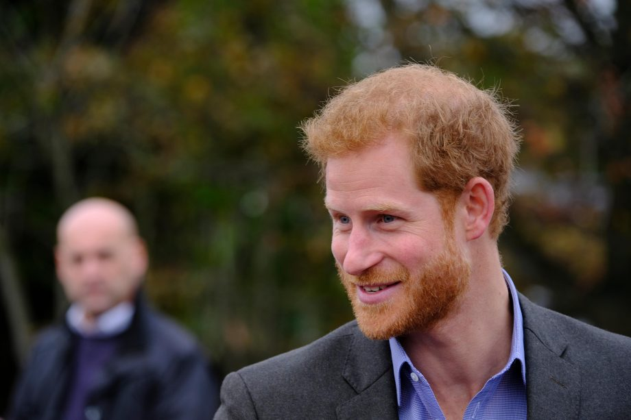 'It's like looking in the mirror': Prince Harry meets up with Ed Sheeran for World Mental Health Day