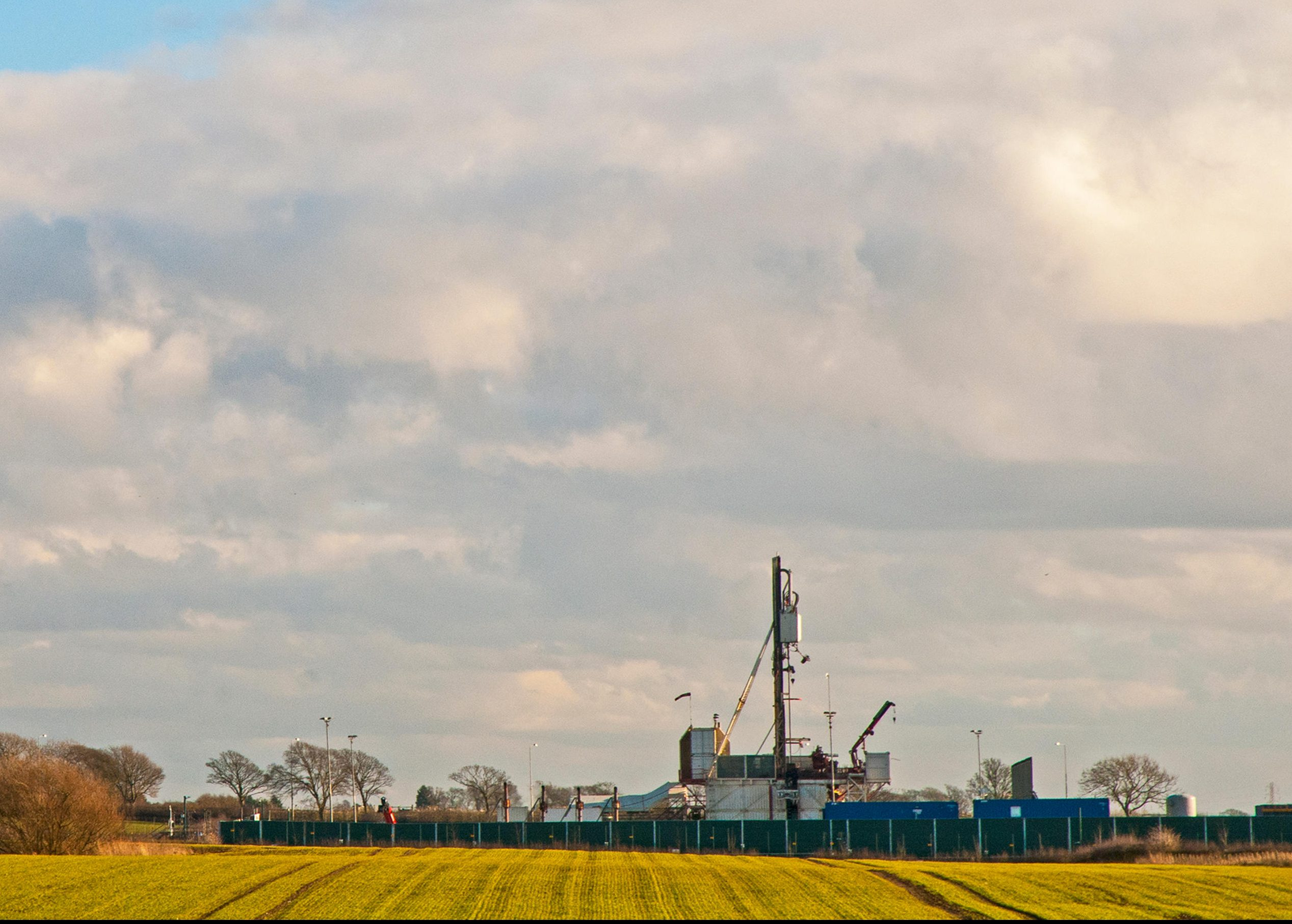 'The end of fracking in the UK': Campaigners claim victory as Lancashire drilling site begins shutdown - Country Life