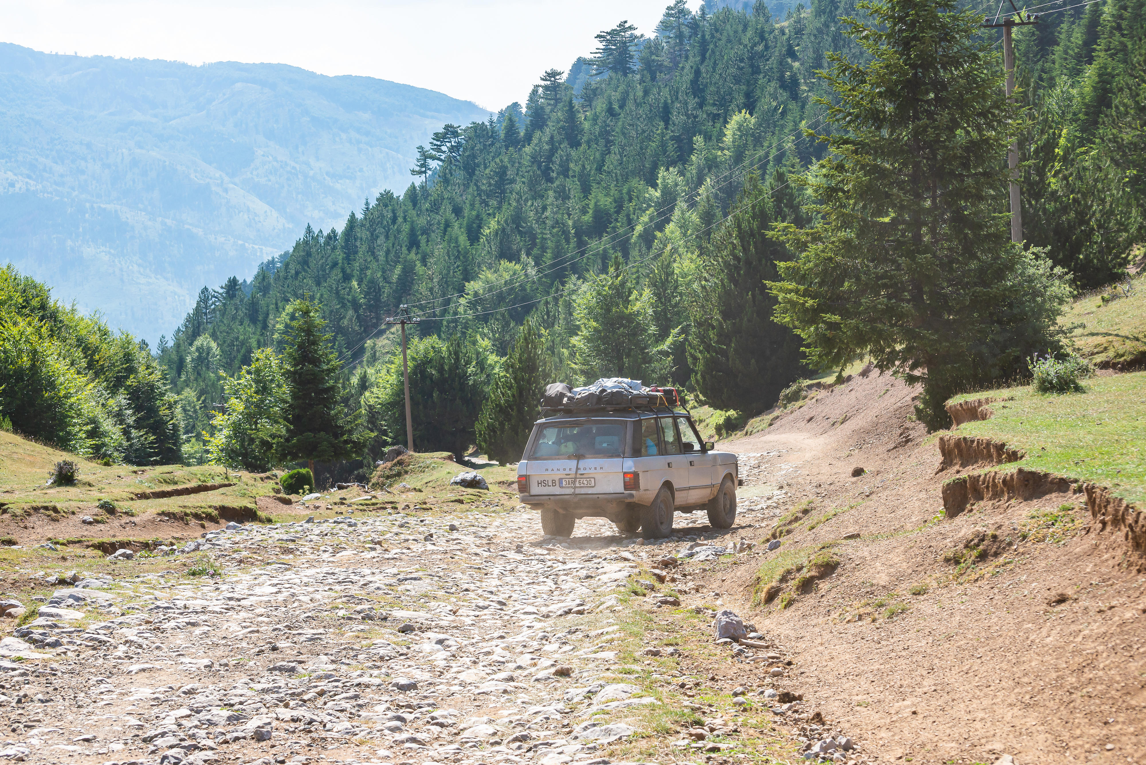 The quest for the ultimate all-round car: Happy on or off-road, stylish and comfortable - Country Life