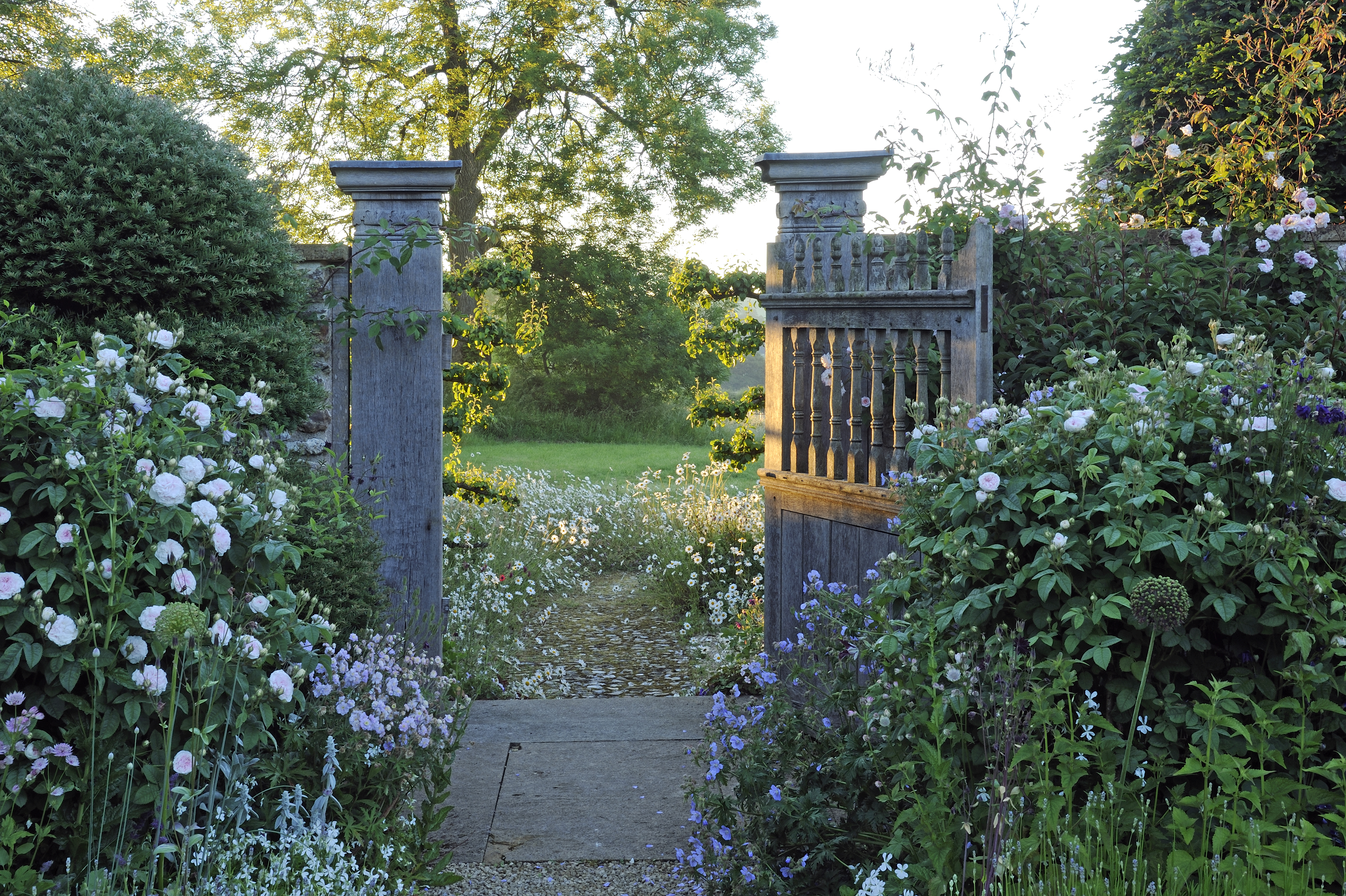 How Country Life has influenced Britain's best gardens, from the late 19th century to today