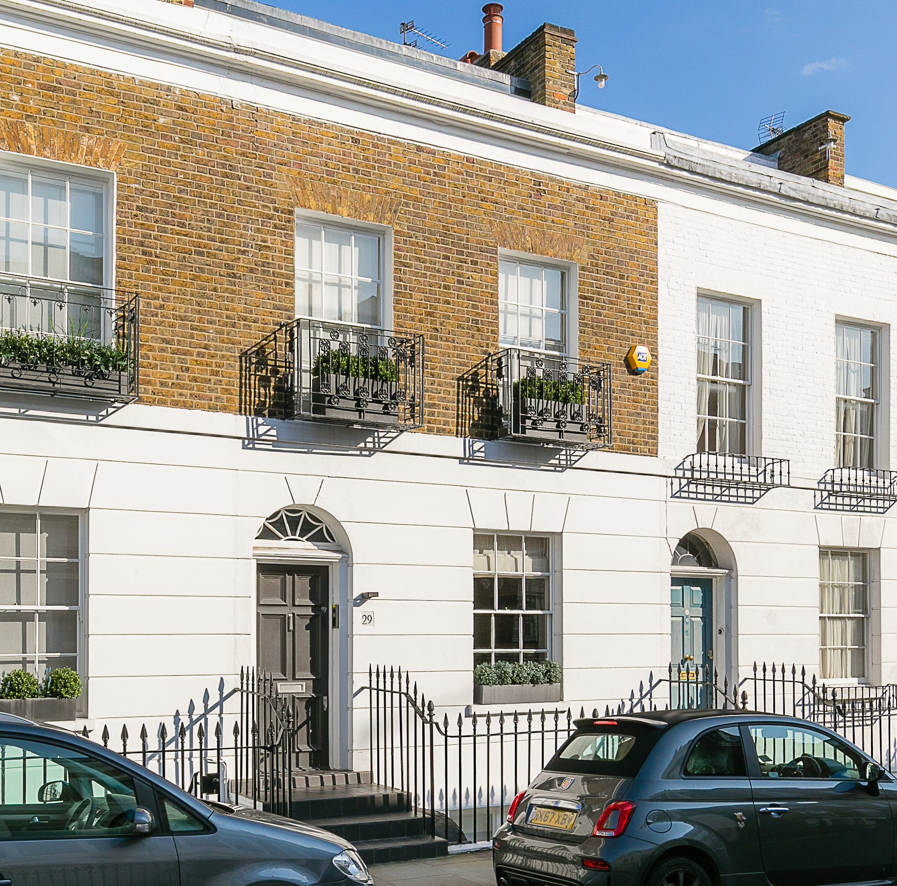 The former Chelsea home of the creator of Mary Poppins that's practically perfect in every way