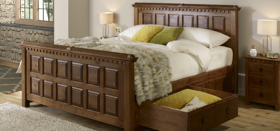 The County Kerry Bed by Revival Beds