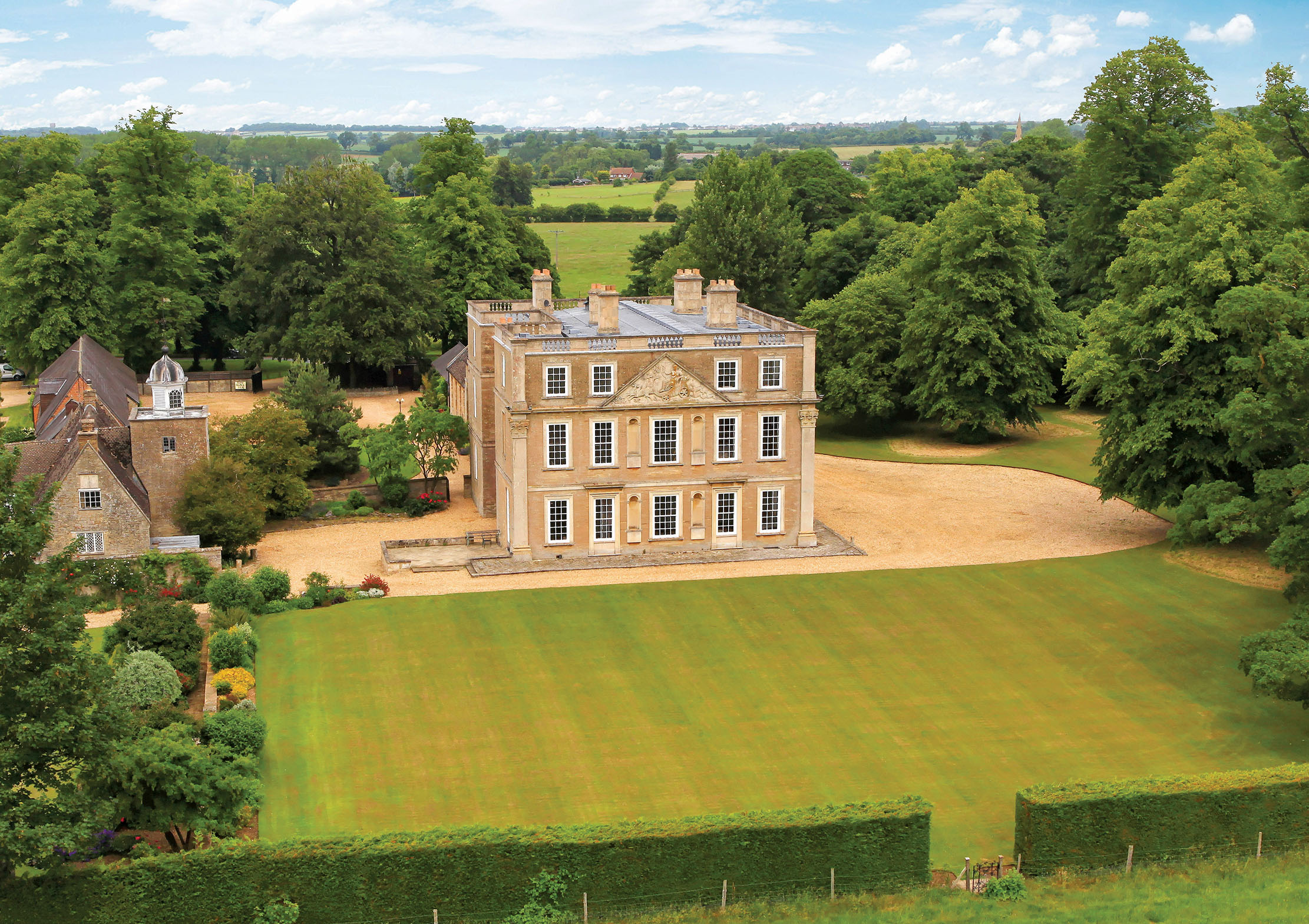 A Grade I-listed house so big it should probably be measured in acres rather than square feet