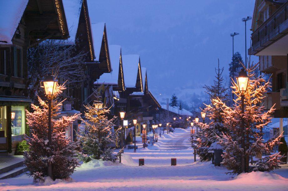 Gstaad, Berner Oberland, Switzerland
