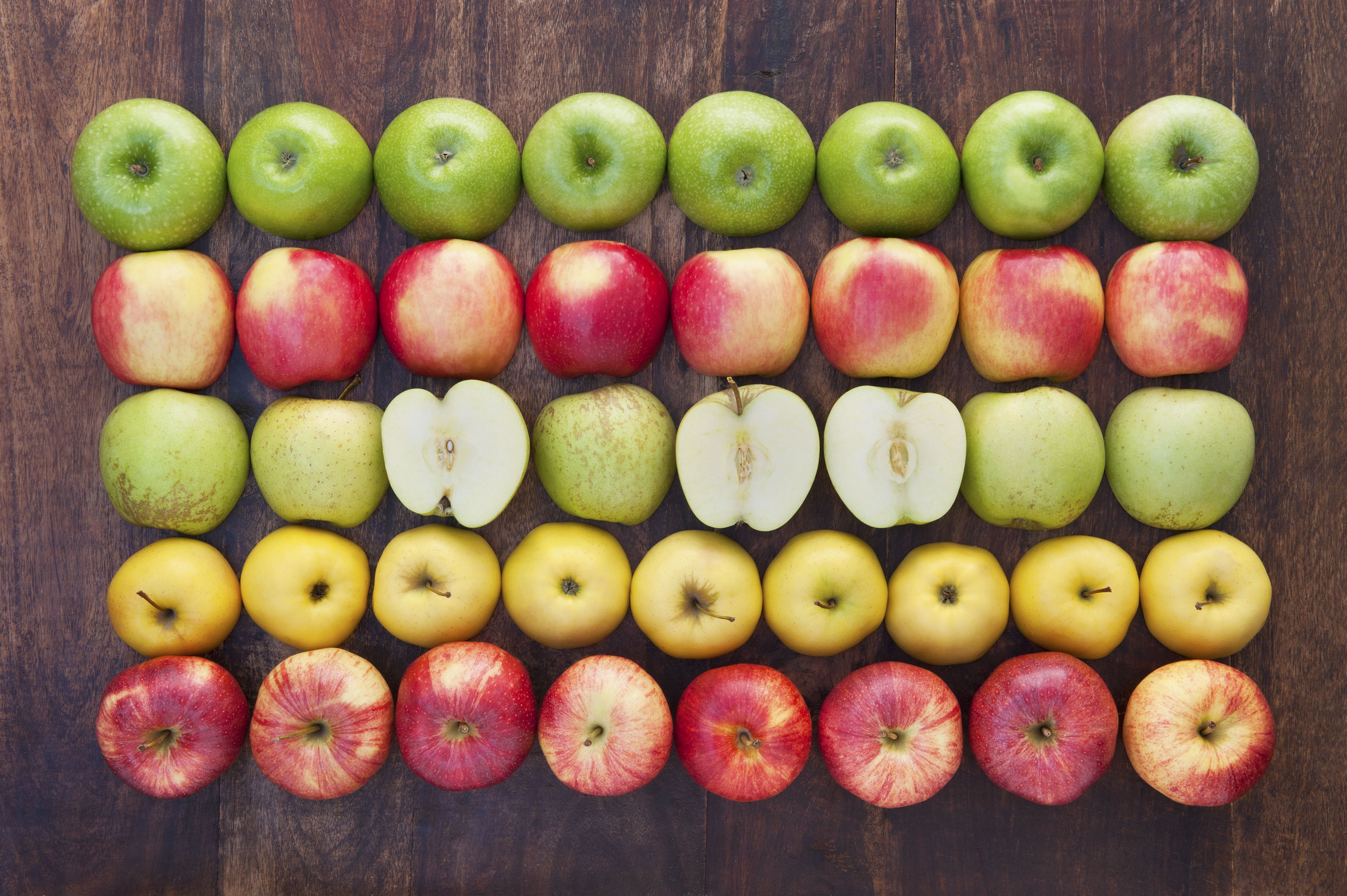 Country Life Today: The $10 million apple that stays ripe and fresh for an entire year