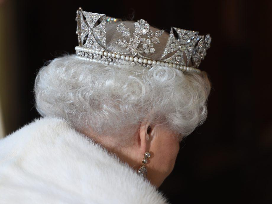The Queen Elizabeth II fur