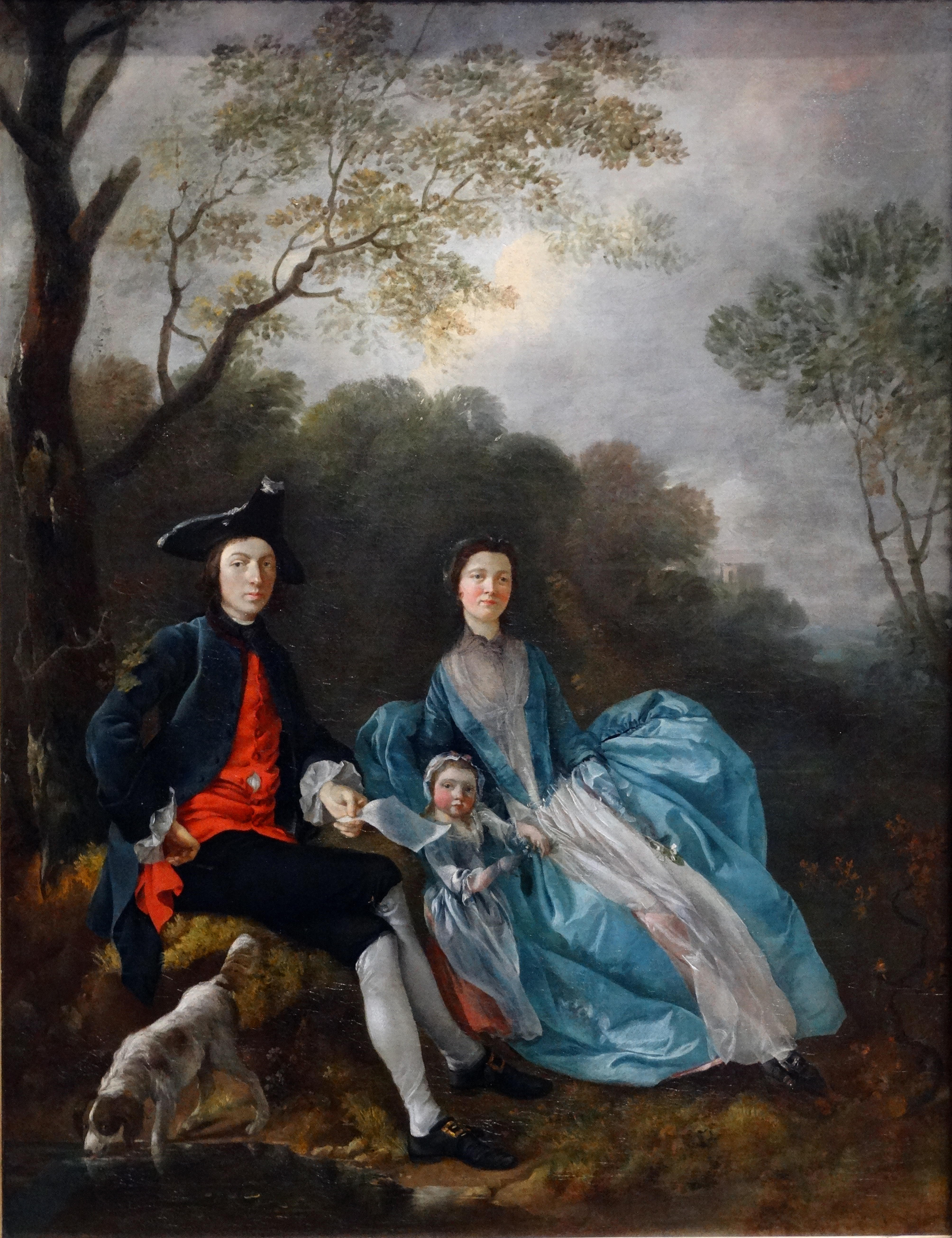 My Favourite Painting: The Marquess of Cholmondeley