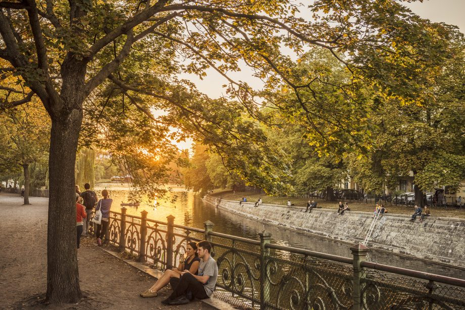 Kreuzberg is one of Berlin's highlights.