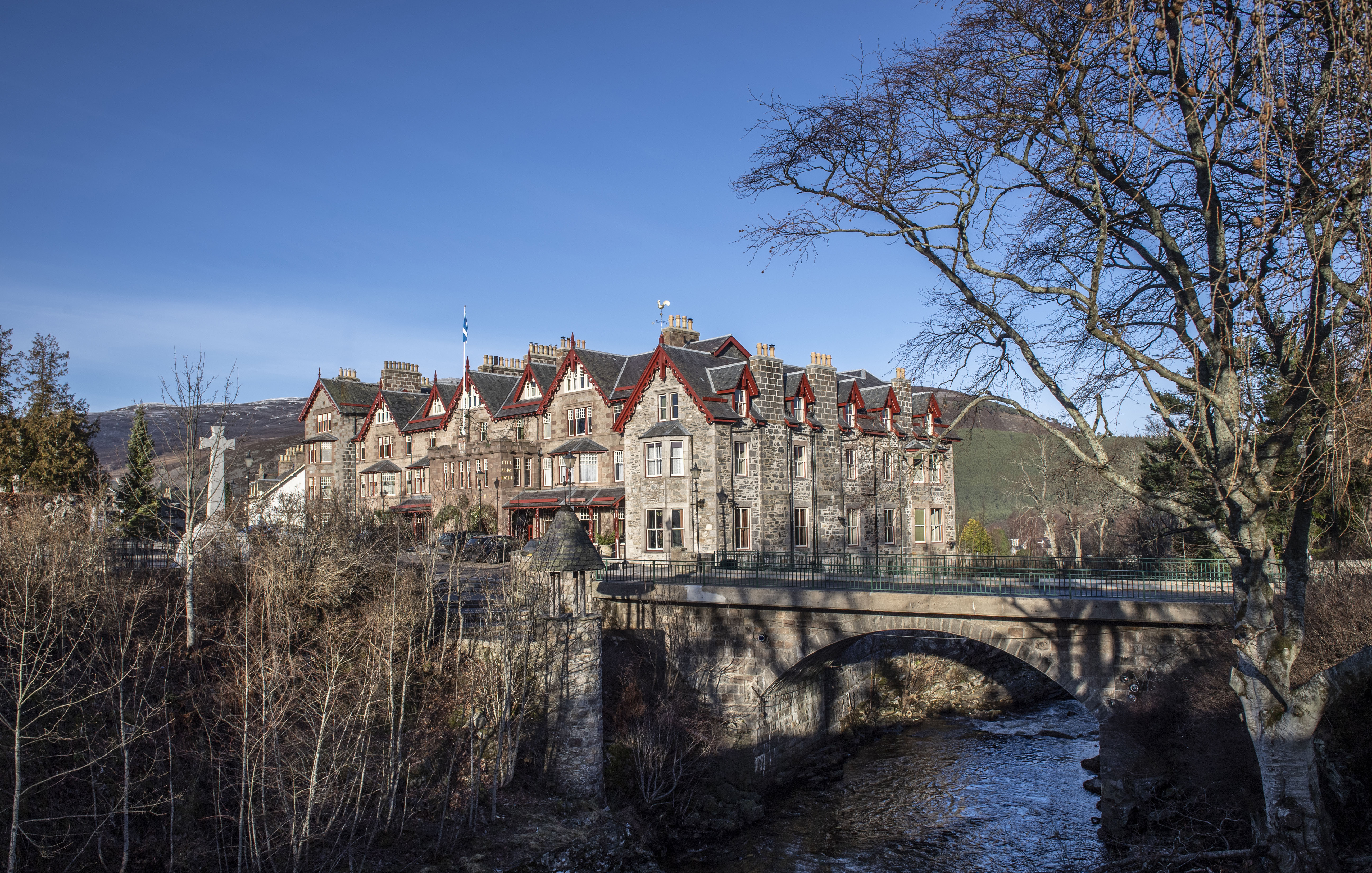 The Fife Arms, Braemar: Sustainable, beautiful and the ultimate destination for fishing enthusiasts